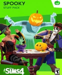 The Sims 4 Spooky Stuff PC