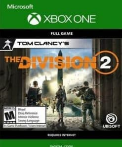 Tom Clancy The Division 2 Xbox One
